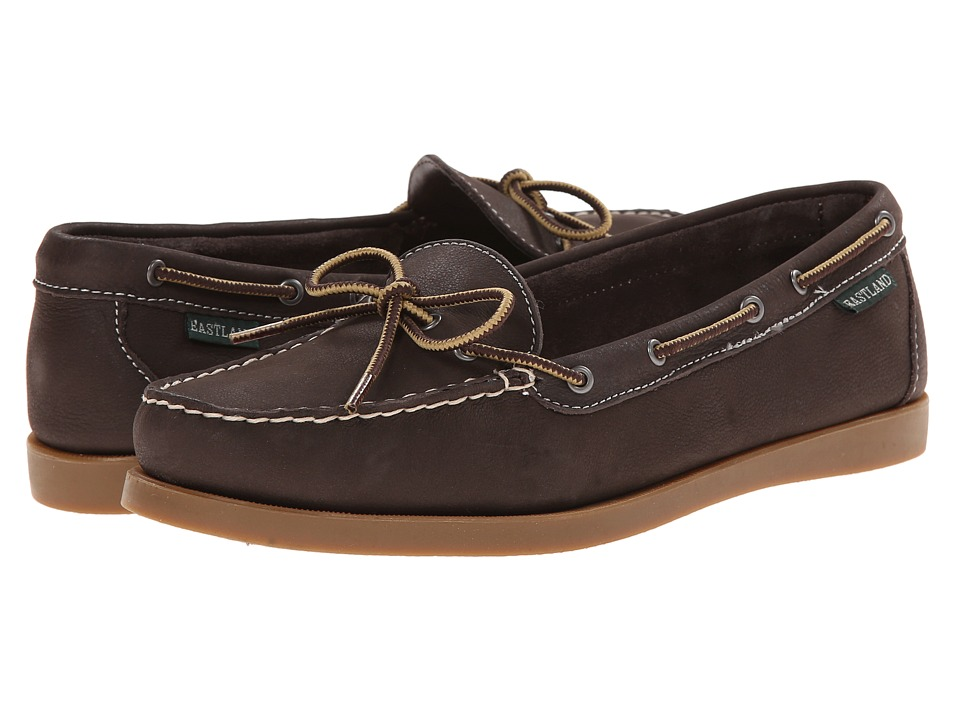 Eastland - Yarmouth (Brown Nubuck) Women