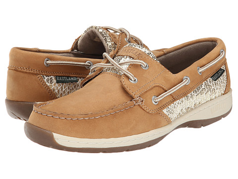 Eastland - Solstice (Tan/Gold Sequin) Women