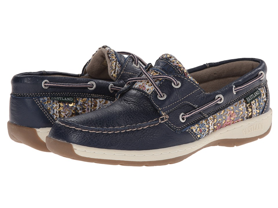 Eastland - Solstice (Navy/Gold Sequin) Women