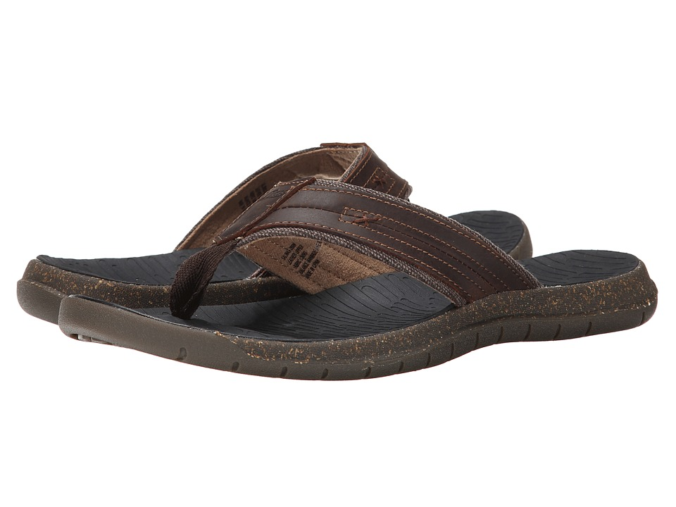 Bass - Salinas-2 (Guacho Crazyhorse) Men's Sandals
