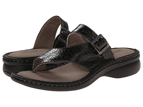 Eastland - Townsend (Black Tooled) Women