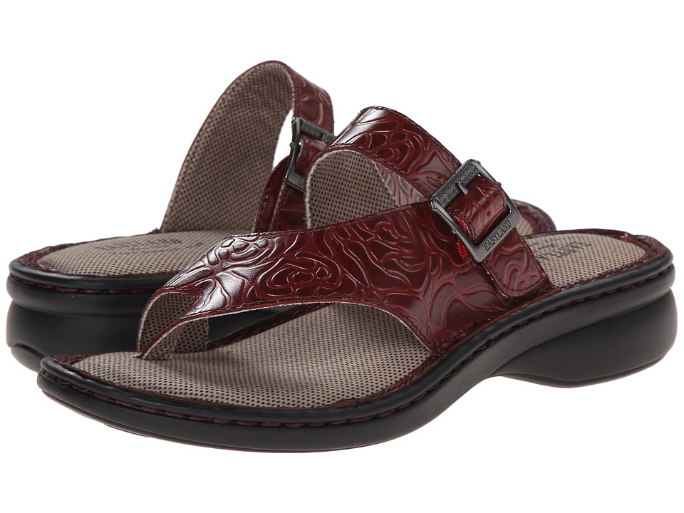Eastland - Townsend (Red Tooled) Women's Shoes