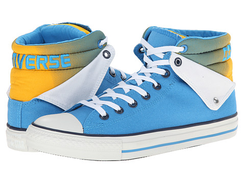 30c78149001e UPC 886954012883 product image for Converse Chuck Taylor All Star Peel Back  Mid (Blithe)