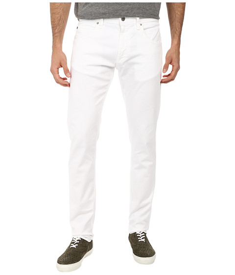 LOVE Moschino - Slim Leg Jean (White) Men