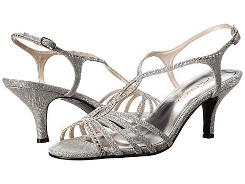 Caparros - Sabrina (Silver Glimmer/Stones) High Heels