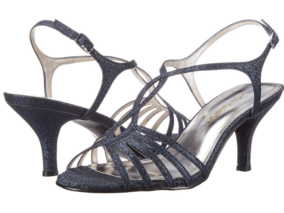 Caparros Sabrina (Navy Glitz No Stones) High Heels