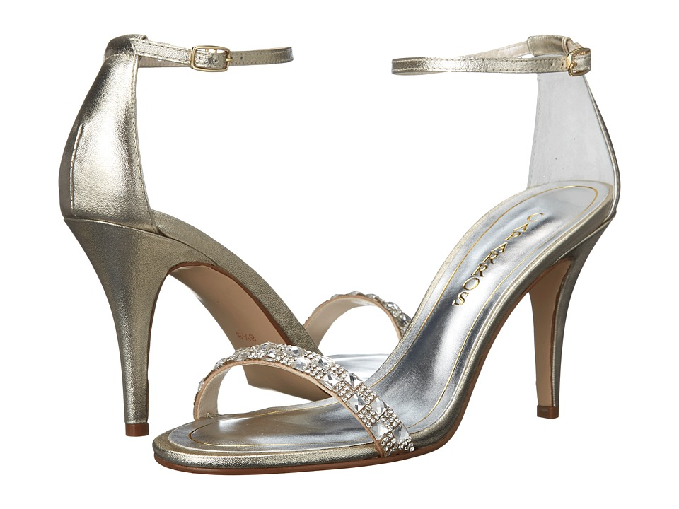 Caparros - Sequoia (Gold Metallic) High Heels
