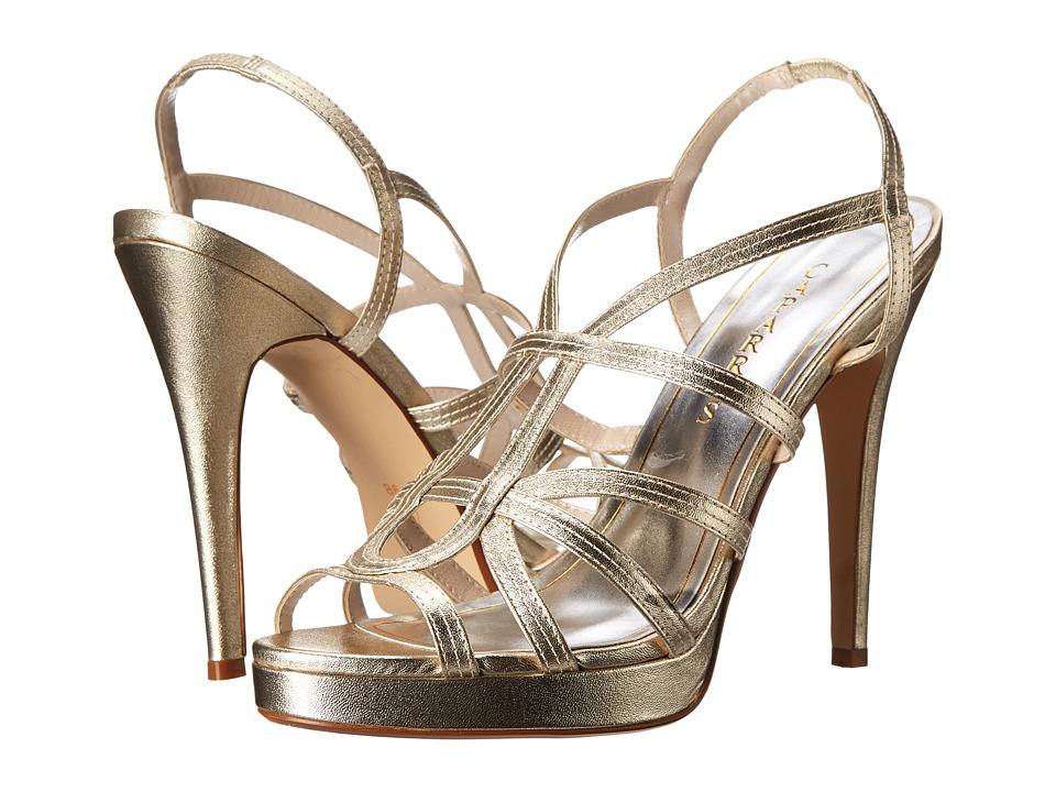 Caparros - Susannah (Platino Metallic Gold) High Heels