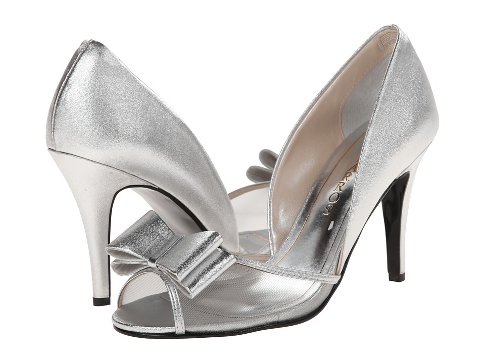 Caparros - Shawna (Silver Metallic) High Heels