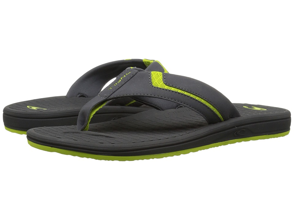 O'Neill - Gooru '15 (Asphalt) Men's Sandals