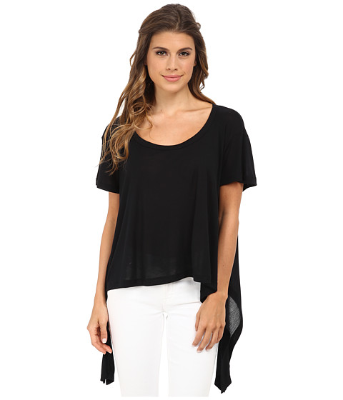 LNA - Ribbon Top (Black) Women