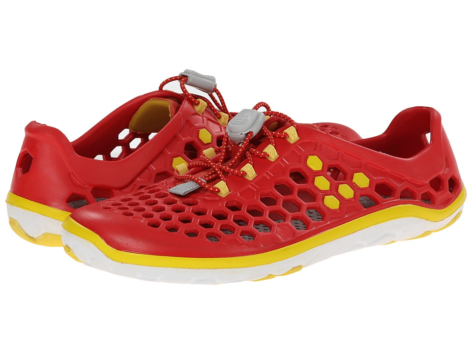 Vivobarefoot Ultra II (Red/Yellow) Women