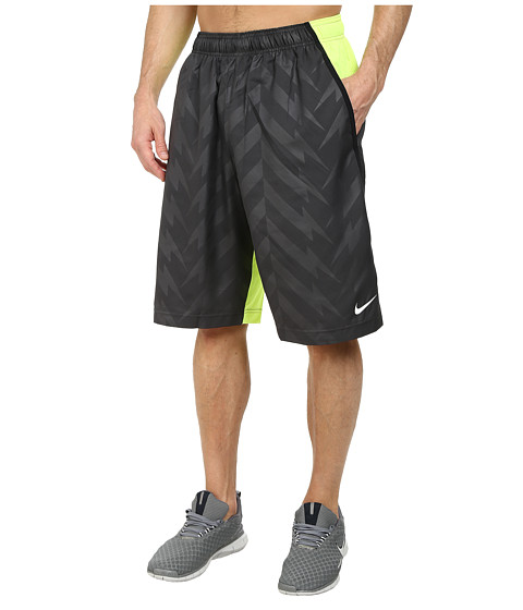 Nike - Fly XL 3.0 Short (Anthracite/Volt/White) Men's Shorts