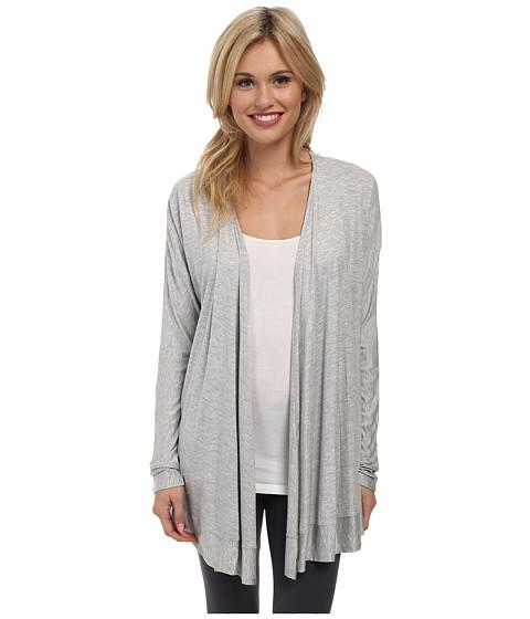 Calvin Klein Underwear - Edge Modal Wrap (Grey Heather) Women