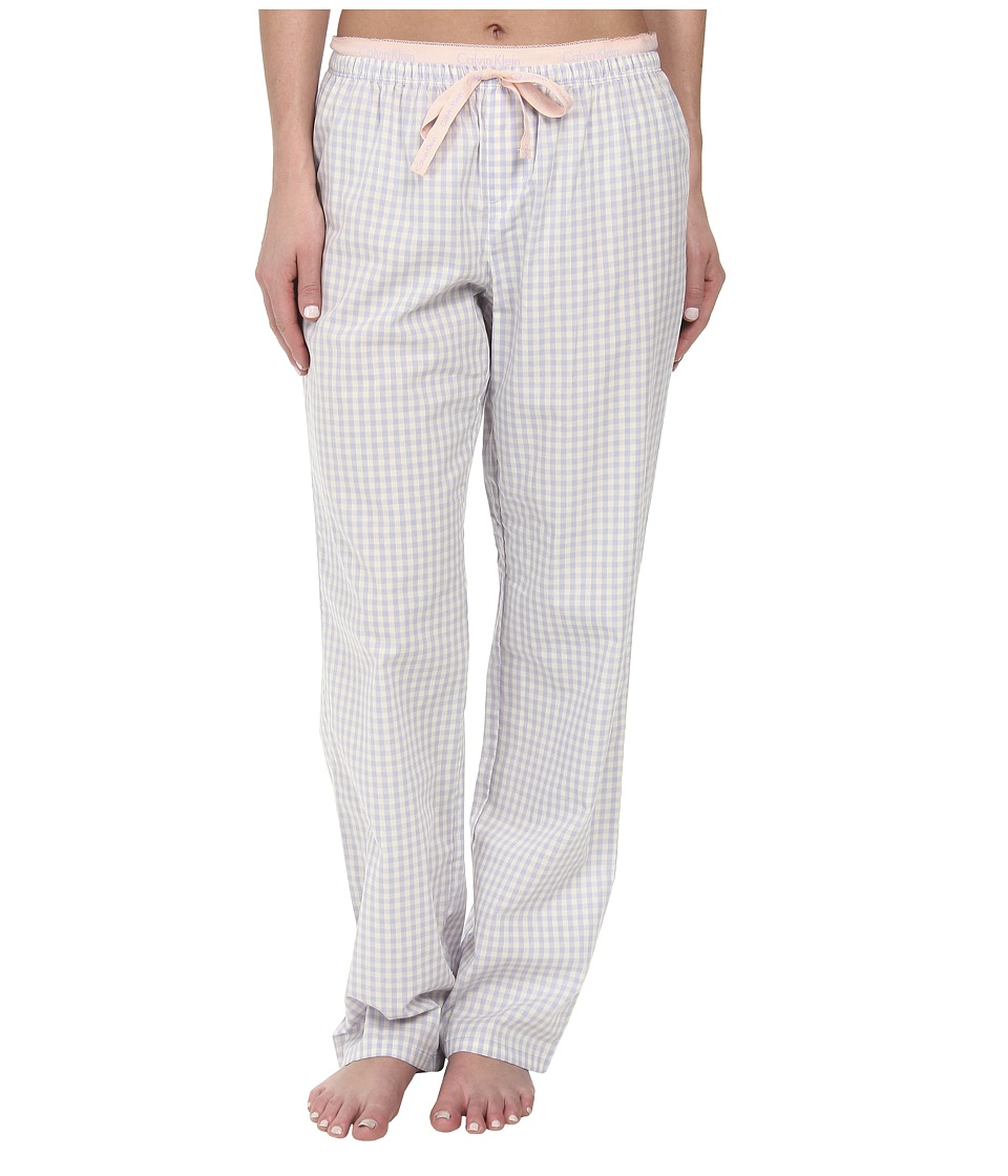 Calvin Klein Underwear - Wovens PJ Pant (Andrew Check Fresh) Women's Pajama