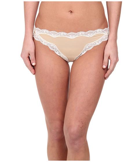 Calvin Klein Underwear - Coquette Thong (Bare) Women