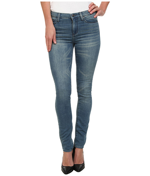 DKNY Jeans - Soho Skinny Knit Denim in Warmup Wash (Warmup Wash) Women