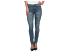 DKNY Jeans Soho Skinny Knit Denim (Warmup Wash)