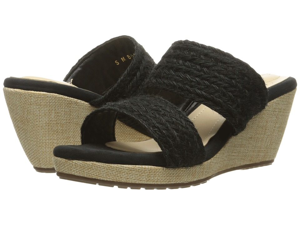 Fitzwell - Carmel (Black) Women's Sandals