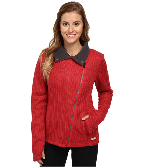 Bench - Bikammetric Neck (American Beauty) Women's Sweater