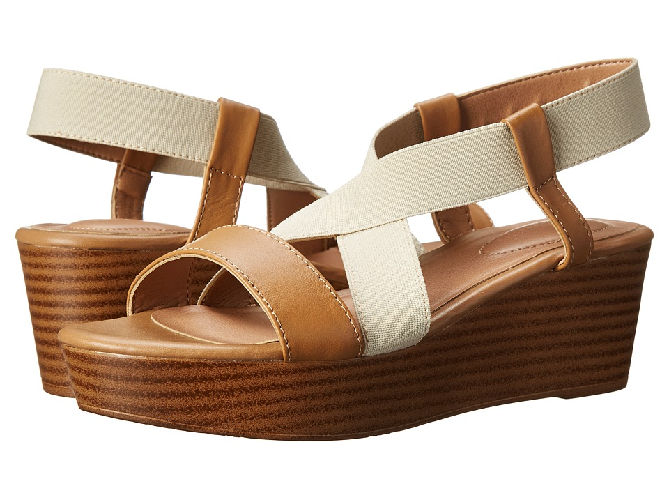 Fitzwell - Nancy (Beige/Bone Leather) Women's Sandals