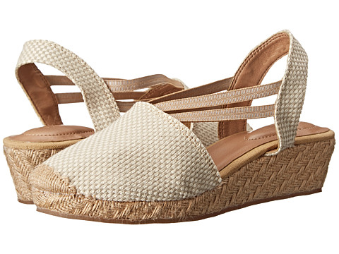 Fitzwell - Clair (Natural Weave) Women's Sandals