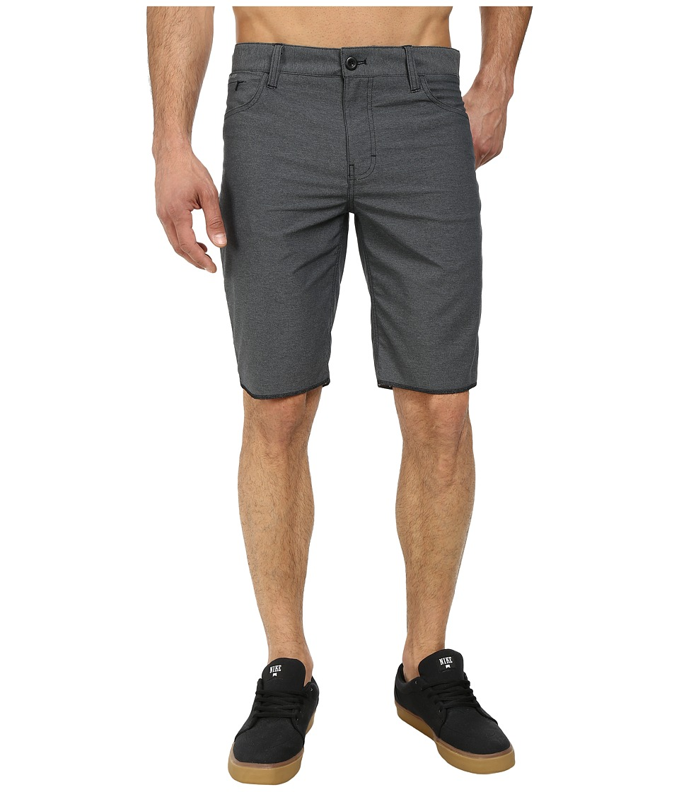 Nike SB - SB Fremont Dri-FIT 5-Pocket Short (Black) Men's Shorts