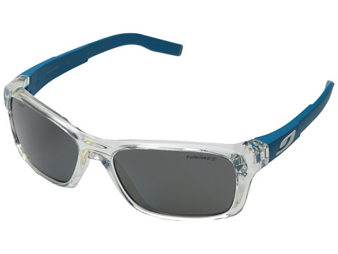 Julbo Eyewear - Cobalt Sunglasses (Crystal Blue with Polarized 3 Lenses) Sport Sunglasses