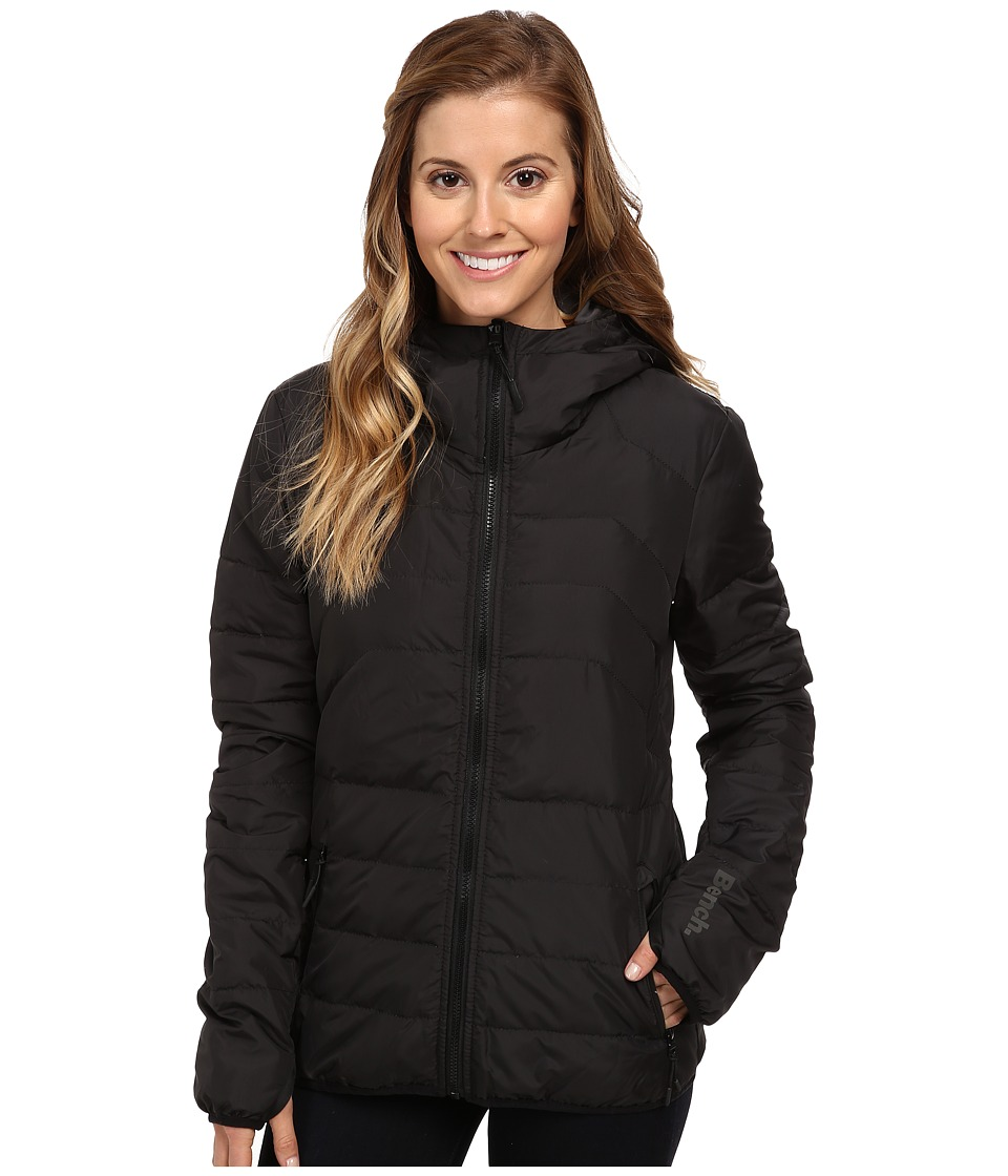 Bench - Cacoons Jacket (Jet Black) Women's Coat