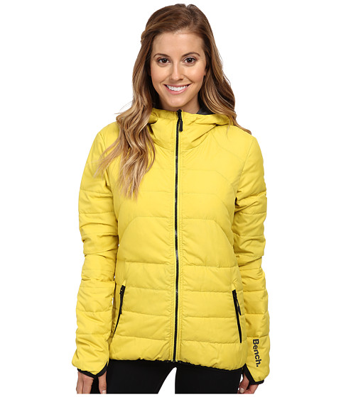 Bench - Cacoons Jacket (Celery) Women's Coat