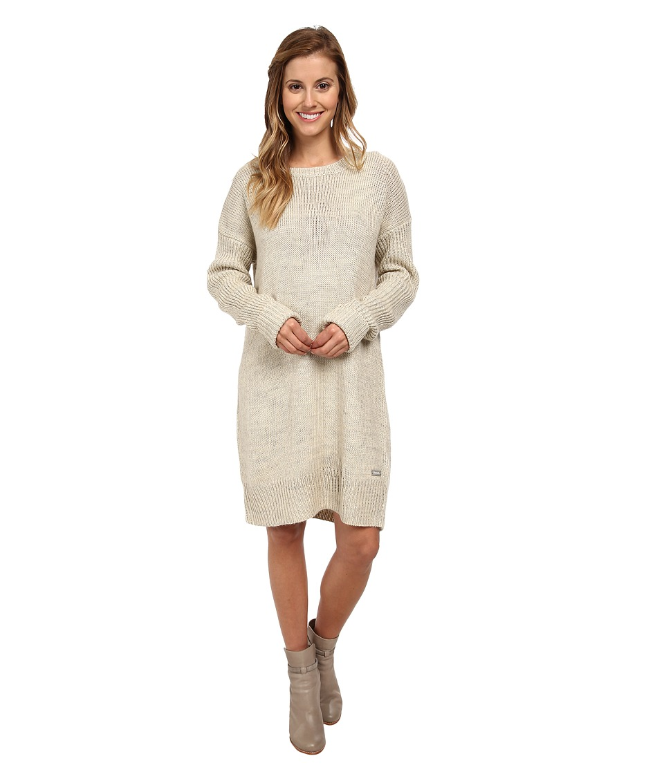 Bench - Cozeeness Dress (Sleet Marl) Women's Dress