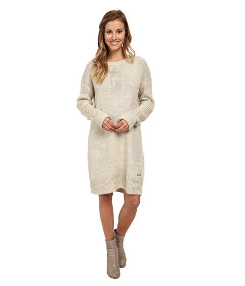 Bench - Cozeeness Dress (Sleet Marl) Women's Dress