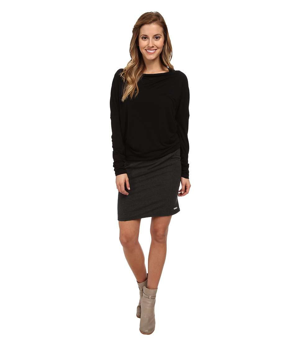 Bench - Expectation Dress (Jet Black) Women's Dress