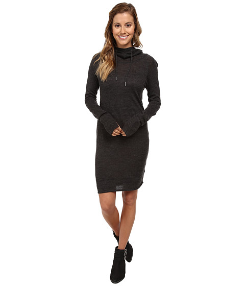 Bench - Stepup Dress (Black Marl) Women