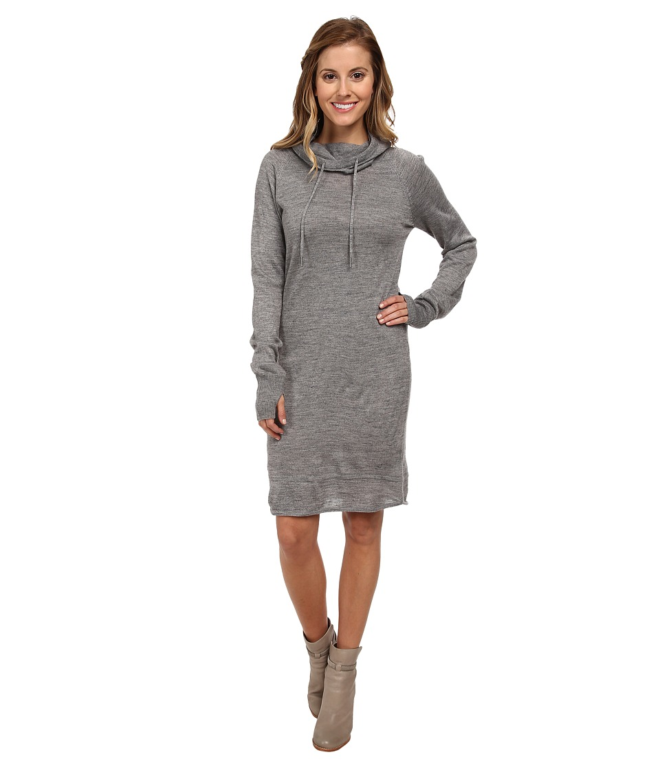 Bench - Stepup Dress (Stormcloud Marl) Women's Dress