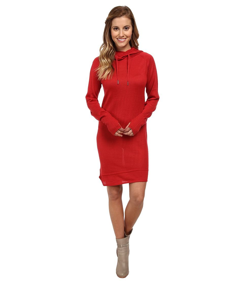 Bench - Stepup Dress (American Beauty) Women