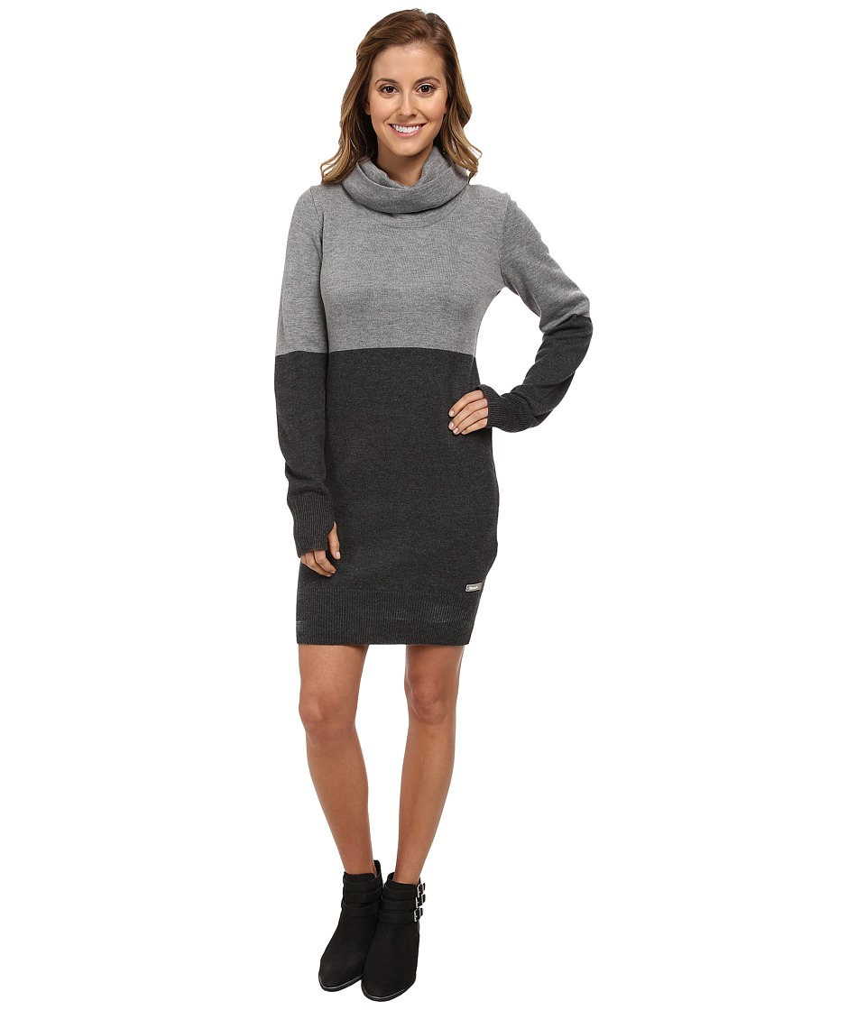 Bench - Otherhalf Dress (Anthracite Marl) Women's Dress