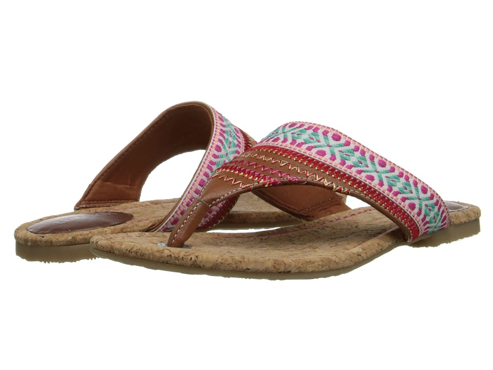 The Sak - Shana (Tobacco Stitch) Women's Sandals