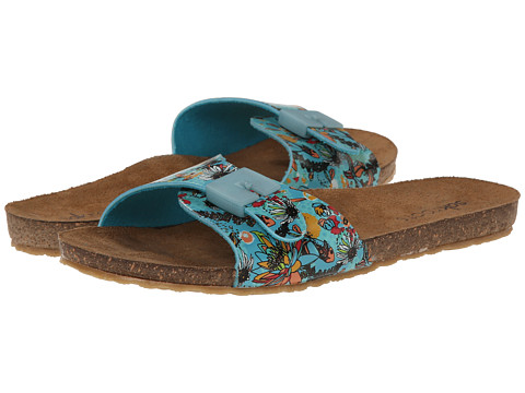 The Sak - Bree (Aqua Xen Garden) Women's Sandals