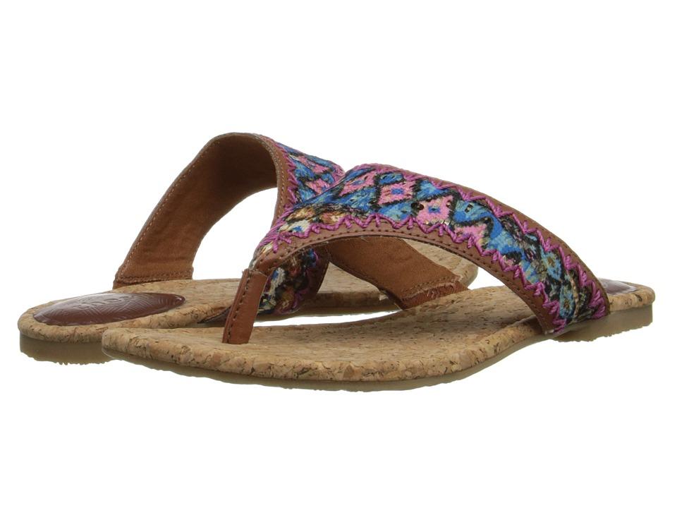 The Sak - Shana (Tobacco Tribal) Women's Sandals