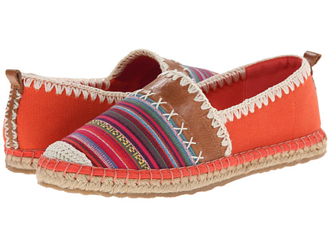 The Sak - Ella Color Block (Cayenne Loom) Women