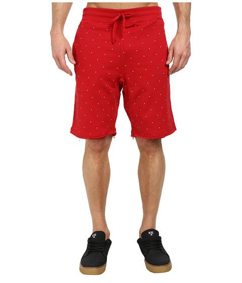 Nike SB - SB Everett Polka Dot Short (Gym Red) Men