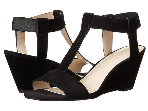 Kenneth Cole New York - Donna (Black) Women's Wedge Shoes