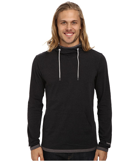Bench - Contraster Top (Jet Black) Men's Sweatshirt
