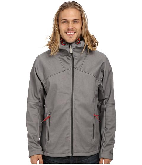 Bench - Fourpoint Land B Hoodie (Stormcloud Marl) Men's Coat