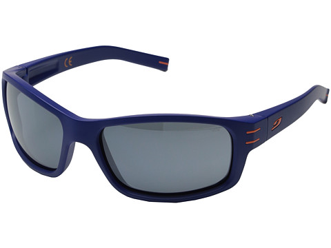 Julbo Eyewear - Suspect Sunglasses (Blue/Orange with Spectron 3+ Lenses) Sport Sunglasses