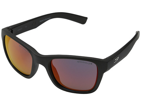 Julbo Eyewear - Reach Sunglasses (Anthracite with Spectron 3+ Lenses) Sport Sunglasses