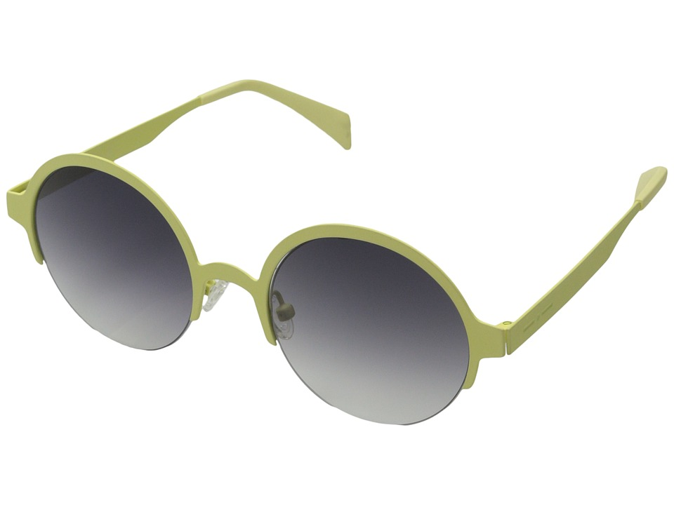 Italia Independent - 0027 (Yellow) Fashion Sunglasses