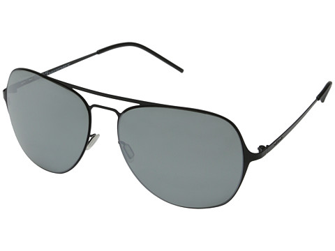Italia Independent - 0209 (Black) Fashion Sunglasses