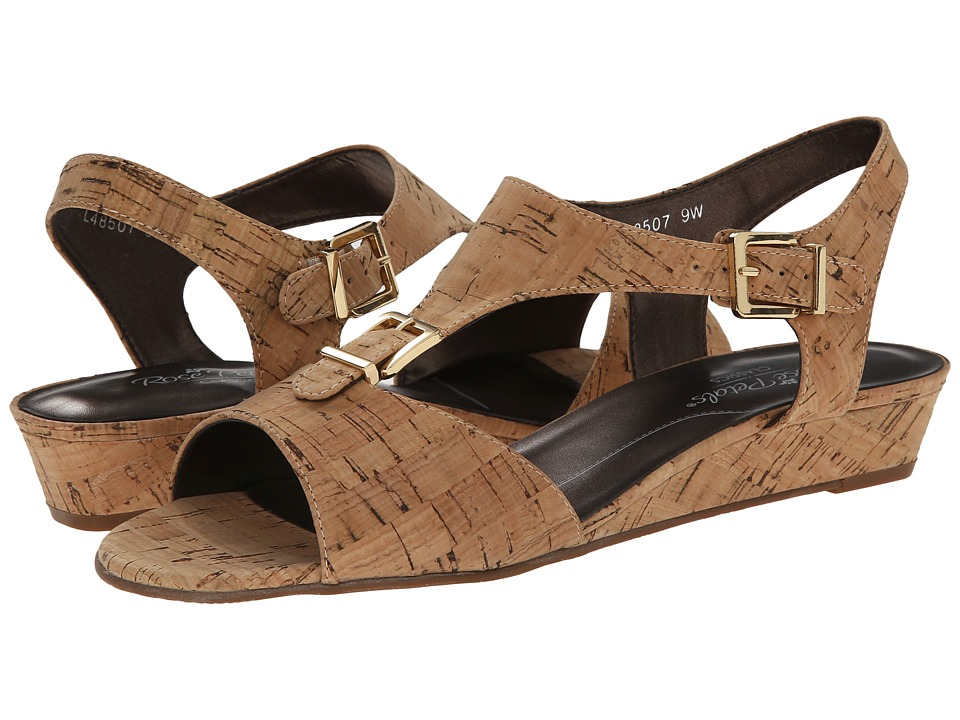 Rose Petals - Jo (Cork) Women's Sandals